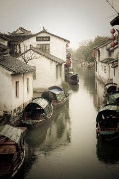 Suzhou, China - gorgeous city with a terrific silk museum (and store!) and the beautiful Humble Administrators Garden - one of the most famous gardens in China