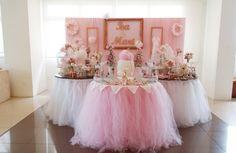 Festa Bailarinas Rosa