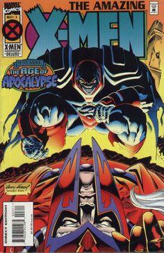 the Amazing X-Men - Age of Apocalypse #3 by Andy Kubert
