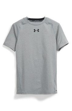 Under Armour Short Sleeve T-Shirt (Big Boys)