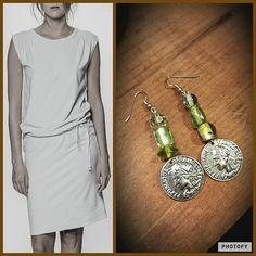 Www.spruceandpinejewelry.com  #handmade #northcarolinalove #uniquejewelry #spring #spruceandpinejewelry #springbreak #green #dollabillsyall