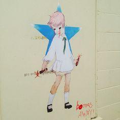 Main St. #bridgehampton #graffiti #hamptons #art #streetart #mural #wallart #longisland #nofilter