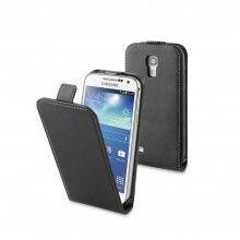 Forro Galaxy S4 Mini Muvit - Slim Negra con Protector Pantalla  Bs.F. 126,07