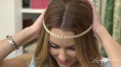 DIY Headband by Lauren Conrad #CraftyCreations