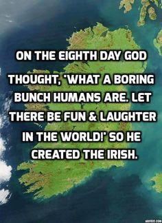 Irish Fun and Laughter