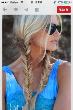 Cool And Must-Have Summer Hairstyles For Women; Must-Have Summer Hairstyles; Summer Hairstyles For Women; Heat Free Hairstyles, Pretty Hairstyles, Trending Hairstyles, Latest Hairstyles, Fashion Hairstyles, Everyday Hairstyles, Beach Hairstyles For Long Hair, Swimming Hairstyles, Easy Summer Hairstyles