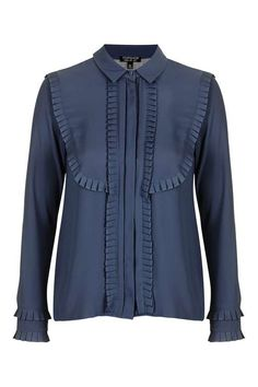Pleated Blouse | Fashion Trends | Click this pin for details.