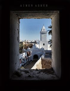 Ghdames , Libya  غدامس