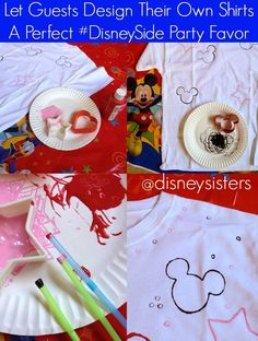 Disney Sisters: Getting Creative with the #DisneySide @ Home Celebrations Kit