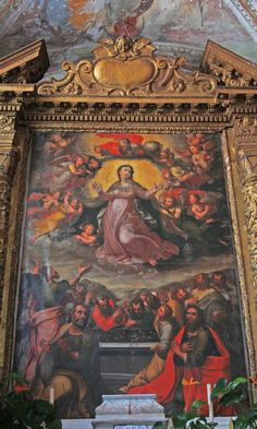 Pala della Cappella Cosentino