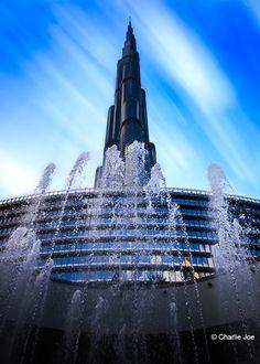 Burj Khalifa Dubai.