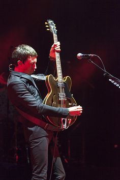 Miles Kane performs at the O2 Brixton academy, London, 11/10/13 photo by John Rahim www.musicpics.co.uk #mileskane