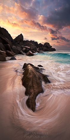 500px / Photo Ocean Symphony by Stefan Hefele