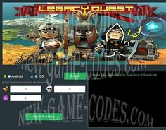 "Check out new work on my @Behance portfolio: ""Legacy Quest Hack Cheats Trainer"" http://be.net/gallery/34953595/Legacy-Quest-Hack-Cheats-Trainer"