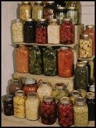 Home Canning Instructions with Amish Home Recipes - Excellent Bonnie Worth - look at it
