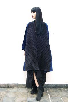 Issey Miyake via The Rosenrot   For The Love of Avant-Garde Fashion