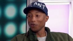 Pharrell Williams Has Priceless Reaction To University Student's Music - https://voolas.com/pharrell-williams-priceless-reaction-university-students-music/  #Music, #Pharrell_Williams, #Touchy, #YouTube Celebrity, Entertainment, Life