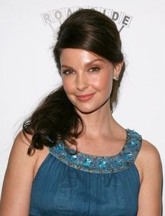 Ashley Judd...beautiful.