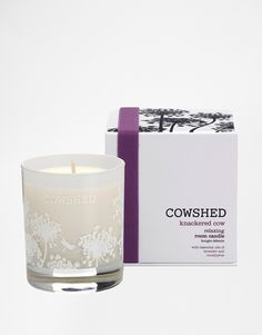 Cowshed Knackered Cow Relaxing Room Candle