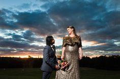 The stunning wedding of Helen and Bhav at Duntryleague Orange 09 May 2015 Amazing Weddings, Sequin Skirt, Sequins, Orange, Skirts, Fashion, Moda, Fashion Styles, Skirt