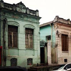 Casas antigas Rua São Domingos  Bela Vista  Sao Paulo Brasil