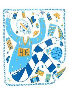 Steph Marshall Illustration