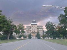 Greystone Park Psychiatric Hospital | Atlas Obscura