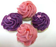 Valentine Soap Cupcakes