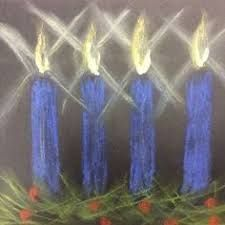 Bildergebnis für kuvis+talvi Christmas Angel Crafts, Christmas Art For Kids, Christmas Art Projects, 1st Grade Crafts, 3rd Grade Art, Classroom Art Projects, Art Classroom, Jr Art, Winter Art