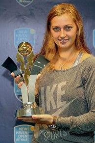 Kvitova clinches Emirates Airline US Open Series women's title