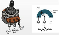 Potentiometer Pinout