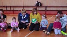 Cvičení rodičů s dětmi Dráček Slavia Kroměříž
