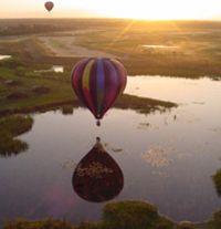 Passeio de balão de ar quente ao nascer do sol em Orlando, Orlando | Viator #viagem #turismo