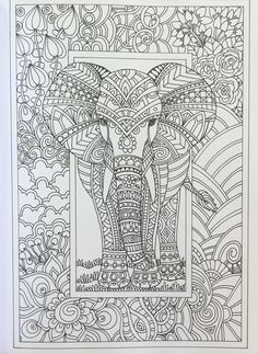 Amazon.com: Angela Porter's Zen Doodle Animal Tangles: New York Times Bestselling Artists' Adult Coloring Books (9781944686031): Angela Porter: Books