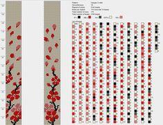 Жгуты из бисера, копилочка схем's photos | 20 albums | VK