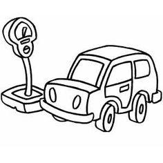 Car And Meter