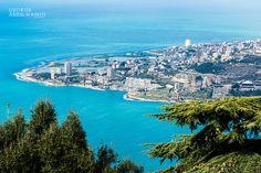 Lebanon, Tabarja, Téléphérique - Jounieh, Lebanon by George Abdelmassih, via Flickr