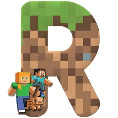 minecraft letter d pictures to pin on pinsdaddy Minecraft Birthday Card, Lego Minecraft, Mine Minecraft, Hama Beads Minecraft, Minecraft Crafts, Minecraft Skins, Minecraft Buildings, Perler Beads, Candyland