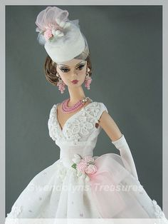 White Wedding cls2 by Gwendolyns Treasures, via Flickr