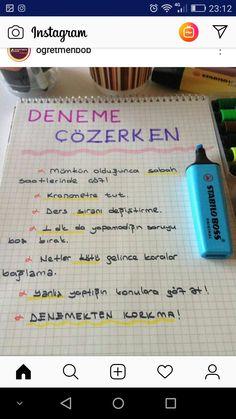 Deneme - Computer Tutorial and Ideas Ekg Tattoo, Learn Turkish, Counseling Psychology, Easy Youtube, Study Hard, School Notes, Studyblr, School Hacks, Study Notes