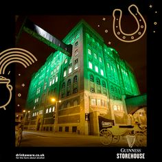 We're dressing up in our finest shades of green for the celebration of the year! Are you joining us? Guinness Storehouse, Go Green, Shades Of Green, St Patricks Day, Dublin, Ireland, Saints, Celebration, Dressing