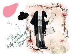 """Quick Style"" by nabila-faiza ❤ liked on Polyvore featuring Catherine Malandrino, Ally Fashion, Dolce&Gabbana, Zimmermann, Reed Krakoff and Bobbi Brown Cosmetics"