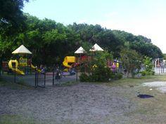 Play ground at Hanna Park is really nice