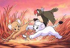 Jungle Emperor The Movie, Lune and Lukio