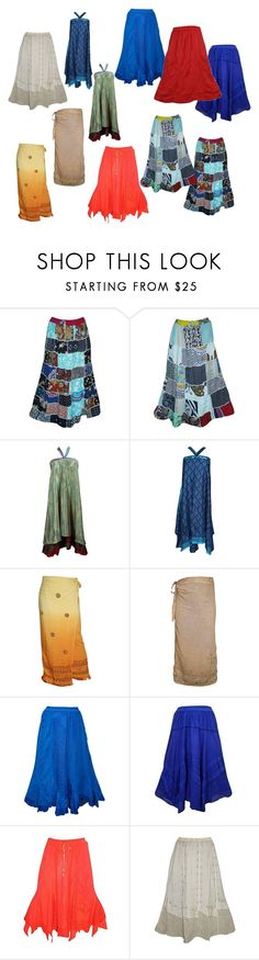 """""""HAUTE HIPPY CHIC"""" by era-chandok ❤ liked on Polyvore"""