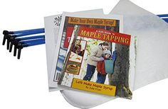 Christmas DIY: Kids Maple Tree Tapp Kids Maple Tree Tapping Kit. Teaches kids to tap maple trees and make their own maple syrup. Fun for children and the whole family. This makes a unique and educational gift with a sweet reward.... #christmasdiy #christmas #diy