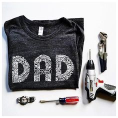 Every Christmas I'm always in search of the one perfect gift to give my husband from our twins. Something that lets him know how much they love him and are grateful for him and something that describes everything he does for us. Our dad tees are that perfect gift and are now 25% off using code SHOPEARLY at checkout!