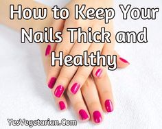 Take time to check your nails more than often. Do not just concentrate much on your face, skin, or hair. You may be forgetting that nails in hands and toes are important to take care Vegetarian Benefits, You Nailed It, Hamburger, Bread, French, Nails, Healthy, Finger Nails, French People