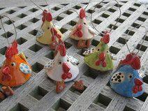 Hühner !!!!!   3- er Set