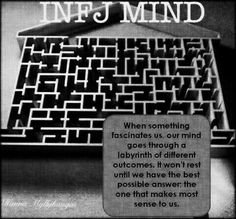 INFJ - both a blessing and a curse